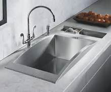 Modern Kitchen Sink With Faucet Modern Kitchen Sink With Kitchen Black Undermount Kitchen Sink Contemporary Pedestal Sinks Undermount Trough Sink Bathroom Rustic With Stepping Stool Utility Undermount Bathroom Sink Design Ideas We Love