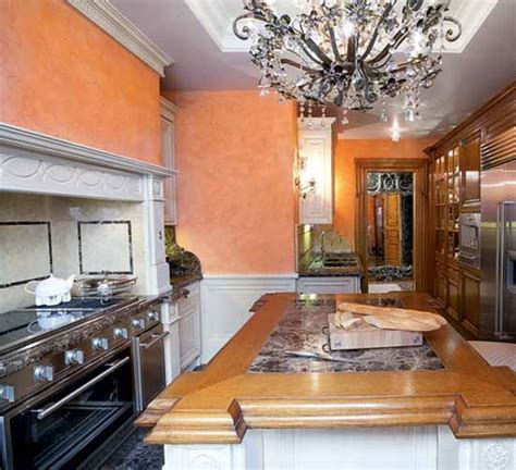 interior decorating  classic style premier apartment  moscow