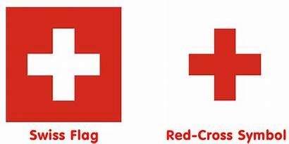 Flag Switzerland Cross Symbol Clipart Swiss Meaning