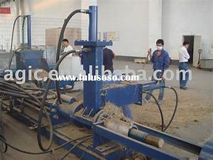 Hydraulic Briquette Press  Hydraulic Briquette Press
