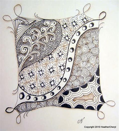Pinterest Zentangle Patterns