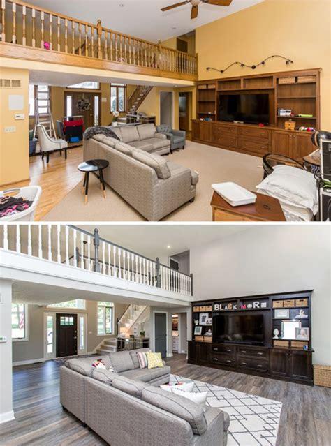oakstone homes   honey oak home renovation