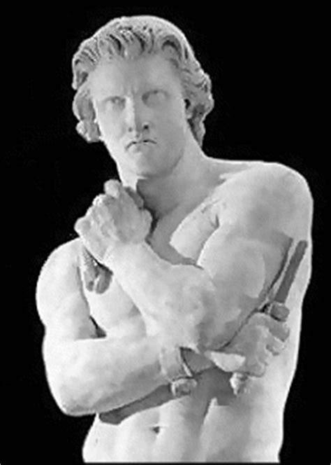 spartacus statue famouswarriorssparticusspartacus