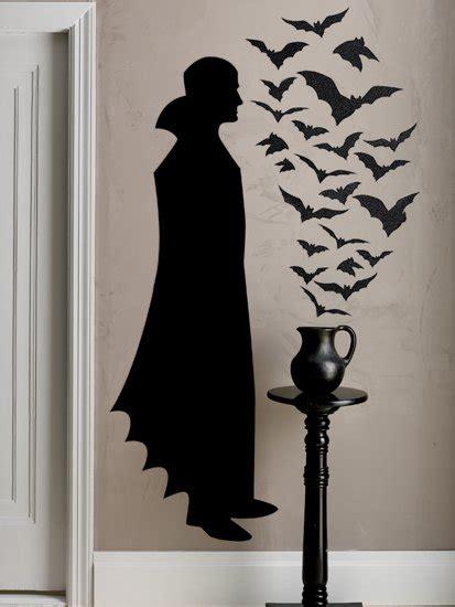 martha stewart crafts halloween wall clings vampire