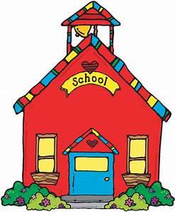 School House Clip Art - Clipartion.com