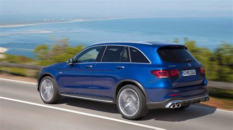 Find great deals on ebay for mercedes glc coupe 2019. Mercedes-AMG GLC 43 (2019) - Il gagne en puissance et ...
