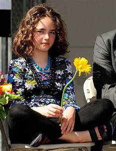 Stella Ritter attends dedication ceremony in her father ...