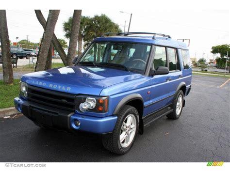 2003 Monte Carlo Blue Land Rover Discovery Se7 34799981