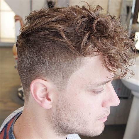 mens faux hawk haircut ideas designs hairstyles