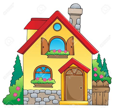Haus Clipart 1 » Clipart Station