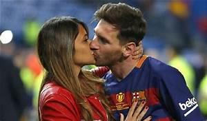 Messi se casa con su novia de siempre, la madre de sus ...