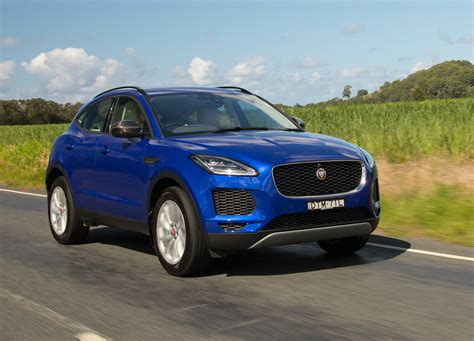 Jaguar Epace Now On Sale In Australia From $47,750