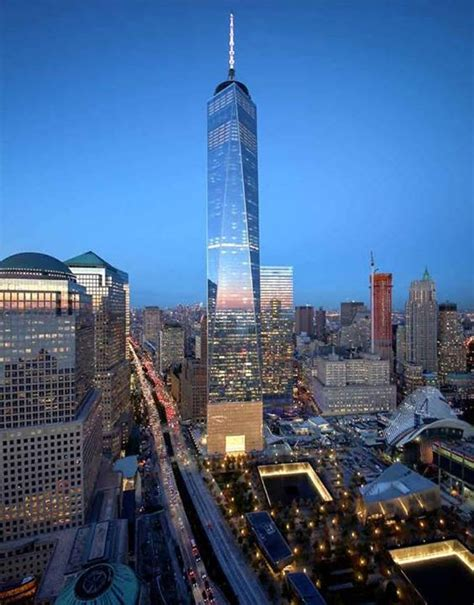 40 one world trade center new york us images