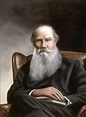 Leo Tolstoy Portrait - Maestro Art Giclee Paintings and Murals