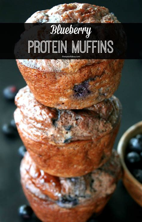 blueberry protein muffin recipe low carb | Blueberry