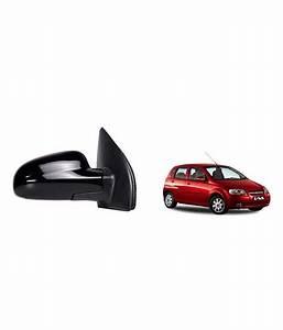Speedwav Car Manual Side Rear View Mirror Assembly Right