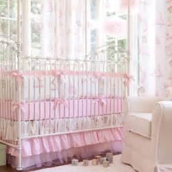 royal ballet crib bedding pink and ivory ballerina carousel designs