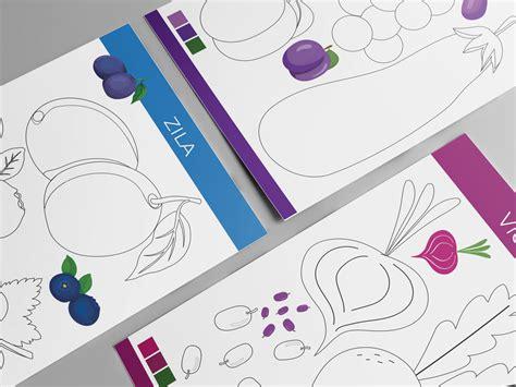 28gb. krāsojamo lapu komplekts