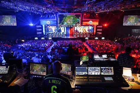'league Of Legends World Championship Esports Is Going
