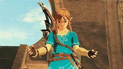 Link Botw Zelda Tloz Princess Breath Wild