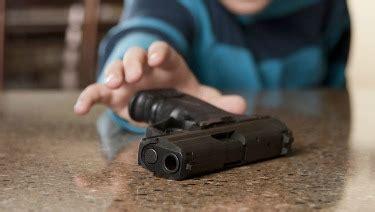 guns in the home healthychildren org