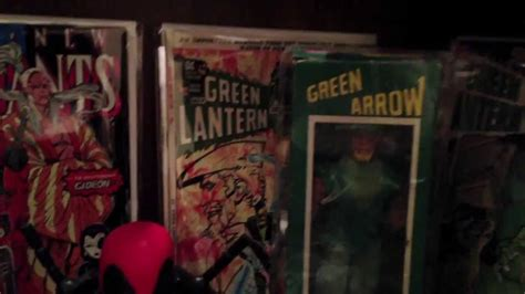 Ep.44 My Comic Book Collection / Display / Room Tour / New