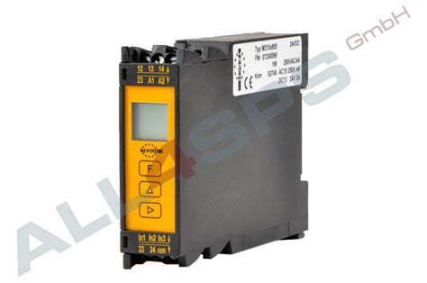 Tesch Voltage Current Sensing Relay Vdc
