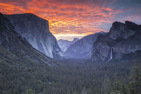Ideas For Planning A Yosemite National Park Vacation