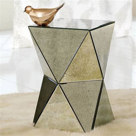 This modern and futuristic coffee and the dining table are perfect for the contemporary and eclectic décor themes. Contemporary Accent Tables - 10 Cool Ideas and Pictures