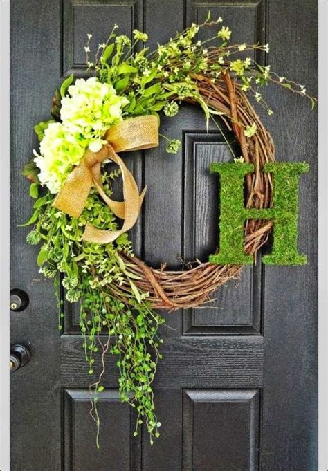 decoration exterieur pour paques  idees jardin