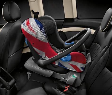 siege mini cooper nouveaux sièges enfant mini actualite voitures