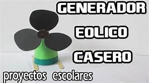 Energia eolica y aerogeneradores generador elico casero como hacer un mini generador elico caseroproyectos escolares youtube altavistaventures Images
