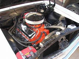 1966 Chevrolet Chevelle El Camino Survivor Just Out Of