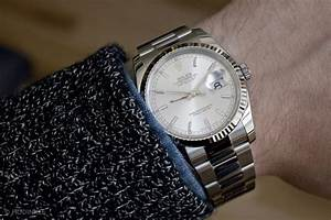 Per Week Around The Wrist The Rolex watch Datejust ...