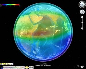 NASA Time Animation of Ionosphere For Google Earth ...