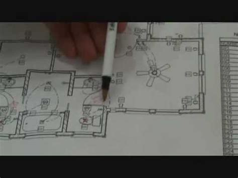 interior design home office reading an electrical drawing starts here