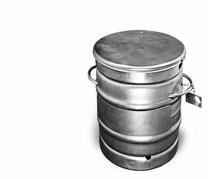Grill Dreibein Bierfass Das Grillen Fuer Barbeque