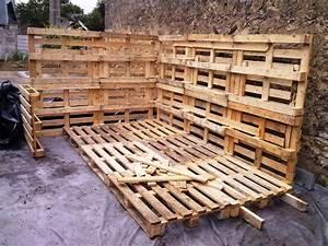 Cabanon En Bois : cabanon de jardin en palettes 2017 et abri de jardin ~ Premium-room.com Idées de Décoration
