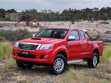 Toyota Hilux Extra Cab  2011, 2012, 2013, 2014, 2015