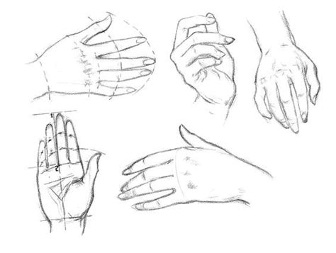 Hände Zeichnen Lernen by H 228 Nde Zeichnen Lernen F 252 R Anf 228 Nger Dekoking Diy