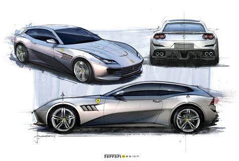 Gtc4lusso T Backgrounds by Gtc4lusso Monoposto Per Quattro Auto Design