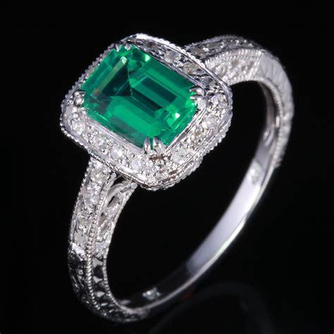 sterling silver engagement wedding genuine diamonds ring