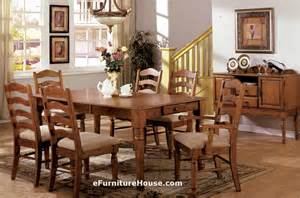 Country Style Dining Room Table Sets by Country Kitchen Tables And Chairs Sets