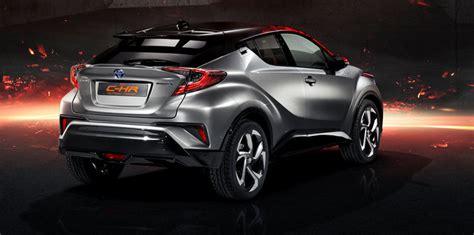Toyota Chr Hybrid 4k Wallpapers by Toyota C Hr Hy Power Revealed Higher Performance