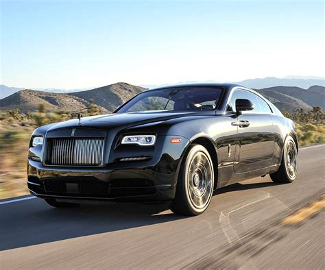 Stunning 2017 Rolls Royce Wraith Coupe Feautures
