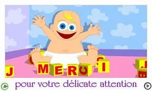 carte merci cybercartescom With tapis chambre bébé avec remerciements condoléances fleurs