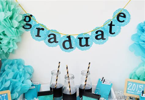Graduation Decoration Ideas 2015 by Graduation Decor Jaderbomb