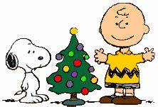 Peanuts Christmas Graphics And Comments