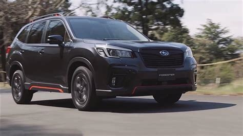 2019 subaru forester sport subaru forester sport 2019 subaru review release