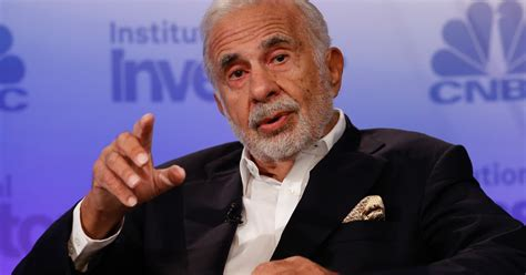 Carl Icahn: One day the market will 'implode' because of ...